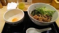 「肉そば(大盛無料) 1000円」@肉そば ごんの写真