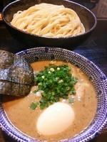 「【GW限定】秋刀魚の塩つけ麺特盛り」@二代目 狼煙 ~心~の写真