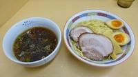 「特製つけ麺:中盛り250g(1,100円)」@煮干鰮らーめん 圓の写真