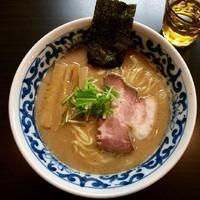 「らー麺 680円」@九段 斑鳩の写真