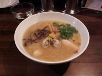 「Kaki Soba」@麺や ハレル家の写真