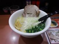 「鶏白湯 塩」@らーめん 麺のひな詩の写真