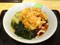 「冷やし天ぷらそば(390円)」@笠丸そば 御徒町店の写真