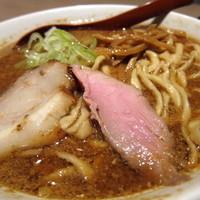 「味噌らーめん 820円(大盛)」@麺や 七彩 東京駅の写真