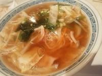 「広東麺(並盛)700円」@ぶぉるがの写真