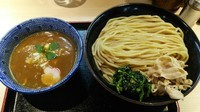 「鶴嶺峰つけ麺(関脇)」@らー麺土俵 鶴嶺峰の写真