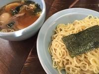 「味玉つけ麺(750円)」@博多ラーメン 長浜や 猿江店の写真