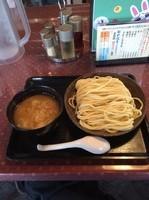 「つけ麺 大盛り」@三ツ矢堂製麺 長野東和田店の写真