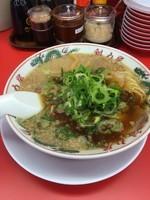 「ラーメン チャーハン定食」@ラーメン魁力屋 五反田店の写真