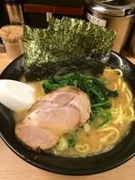 「ラーメン 680円」@麺達 うま家 水道橋店の写真