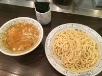 「醤油つけ麺」@めん家 竹治郎の写真