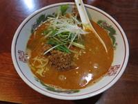 「四川担々麺+焼き餃子:780円」@中華料理 餃子小屋の写真