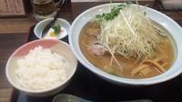 「味噌ラーメン スペシャル」@麺屋 かりん亭の写真