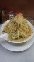 「ミソタンメン(太麺)」@味の横綱の写真