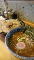 「特製つけ麺並」@中華蕎麦うゑずの写真