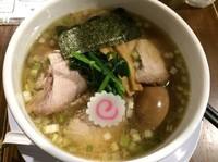 「スーパージンジャーヘブン29   950円」@俺達のらー麺屋 ちょび吉の写真