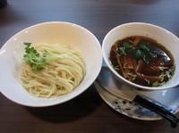 「醤油つけ麺(780円)」@らぁ麺 紫陽花の写真