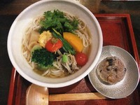 「米粉麺(500円)」@米粉厨 嚼夢果の写真