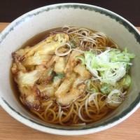 「天ぷら(¥310)」@どん八 生麦店の写真