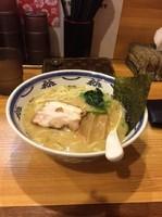 「ラーメン650円」@麺座風水の写真