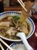 「チャーシュー麺」@中華料理 や志満の写真