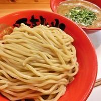 「伊勢海老つけ麺(中盛400g)880円」@活龍 海老蟹専門 甲殻堂の写真