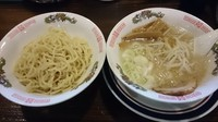「つけ麺(醤油)」@じょっぱりラーメンの写真