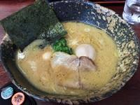 「らぁ麺・並+あじたま(¥700+¥100)」@麺場 ちゃっちゃかの写真