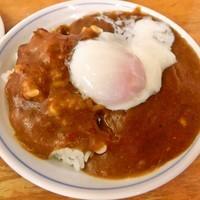 「〆のカレーライス」@MENYA 食い味の道有楽の写真