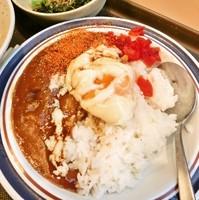 「朝カレー(380円)」@名代富士そば 池袋西口店の写真