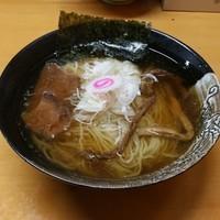 「中華そば」@麺屋 猪貴 -CHOKI-の写真