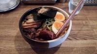 「特製らーめん中盛(300g)」@吉田製麺店の写真