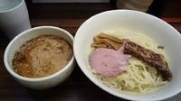 「つけ麺 800円」@らーめん 会 神戸本店の写真