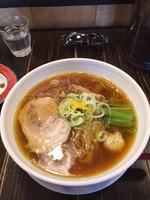 「和だし醤油ラーメン(大盛)」@吉田商店の写真