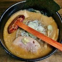 「味噌ラーメン」@麺屋 響の写真