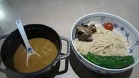 「カレーつけ麺2玉」@なまえのないラーメン屋の写真