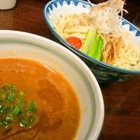 「エビつけ麺」@GANCON NOODLEの写真
