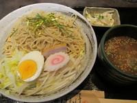 「自家製つけ麺 「910円」」@海ばたけ 越谷店の写真