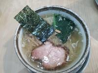 「鶏味塩」@麺屋 才蔵の写真