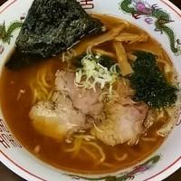 「焼きアゴ煮干し醤油 530円」@ヨット食堂 駅前本店の写真