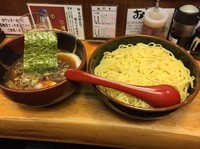 「つけ麺 大盛」@竹屋 田無店の写真