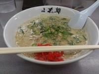 「【ラーメン】700円」@博多ラーメン 長浜 小太郎の写真