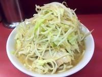 「ラーメン(にんにく)」@ラーメン二郎 ひばりヶ丘駅前店の写真