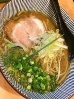 「味噌ラーメンハーフ」@しずるの写真
