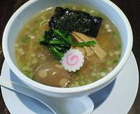 「スーパージンジャーベブン 730円」@俺達のらー麺屋 ちょび吉の写真
