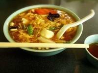 「【ダール麺】」@中華料理 龍門の写真