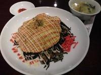 「糸魚川ブラック焼そば レギュラー」@月徳飯店の写真