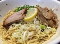 「拌麺/¥650」@麺食堂 一真亭の写真