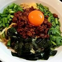 「台湾まぜそば(並)追い飯付き 800円」@麺亭 裕雅の写真
