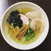 「ラーメン 塩」@麺屋 卯月の写真